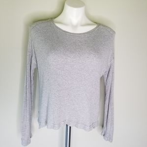 Velvet by Graham and Spencer Grey Thermal Small